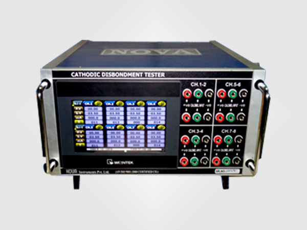 Compact Touch Screen Model (8 Channel)