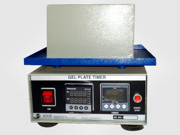 Deluxe Model Built-in Gel Timer